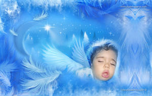 Litlle Angel by Detelina