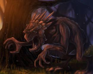 Creature Concept by brokeman29