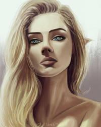 Elven Queen by brokeman29