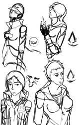 Gender bender version! by ShommpOoowW
