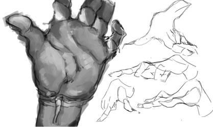 Hands by ShommpOoowW