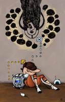 Portal 2: Ratman dens by NatashaFenik