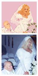 Anna Nicole Smith s wedding by NatashaFenik