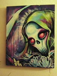 Grim Reaper by GracyG89