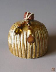 Caramel Macchiato Jar by Justyse