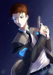 Detroit Become Human by OrbitalSwan