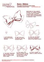 Learn Manga Basics: Ribbons by Naschi