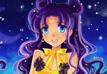 Midnight Luna by Naschi