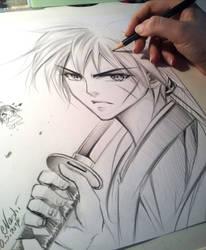 Kenshin by Naschi