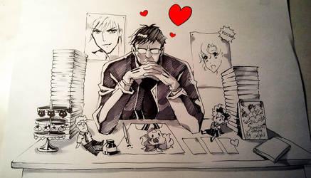 Shoujo Love by Naschi