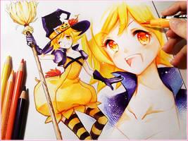 Pumpkin by Naschi