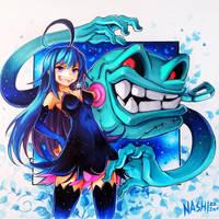Trick's First Metamorphosis by Naschi