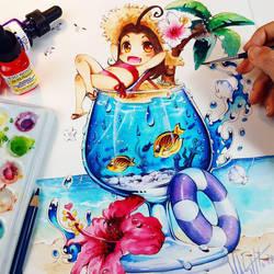 Nashi Special Ibizia Splash by Naschi