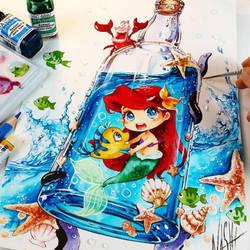 Under the Sea by Naschi