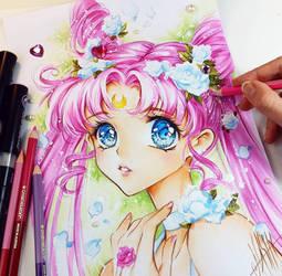 Little Princess by Naschi