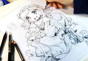 Cinderella by Naschi