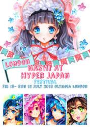 Hyper Japan by Naschi