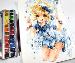 Sailor Juni by Naschi