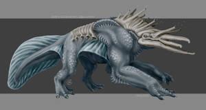 Kaiju contest1 by Spighy
