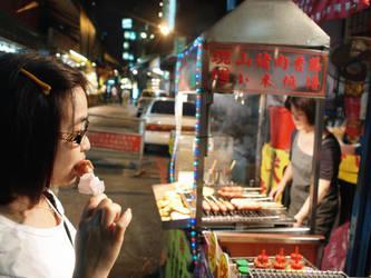 Taiwanese Sausage Consumer by bQw