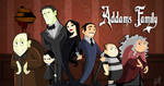 Addams Family Animated by racookie3
