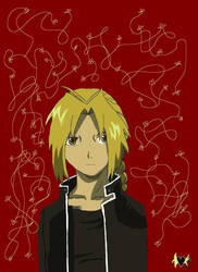 Edward Elric FINAL by drkangel95