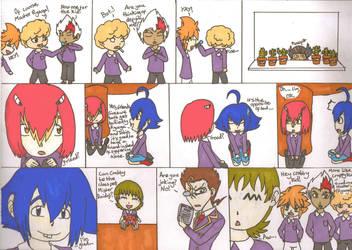 DN Kindergarten Comic Part 2 by MajesticIllusion