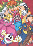 Super Mario RPG by RobertMacQuarrie1