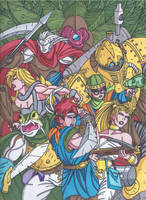 Chrono Trigger by RobertMacQuarrie1