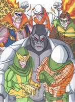 The Rogue Six by RobertMacQuarrie1