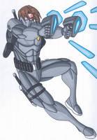 OCD- Spyman, the Secret Agent Superhero by RobertMacQuarrie1