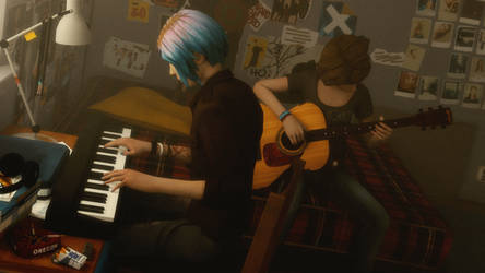 Pricefield Jam Session by blues-man