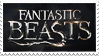 Fantastic Beasts and Where to Find Them Stamp by Pavasara-Dvesma