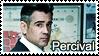 Percival Graves Stamp by Pavasara-Dvesma