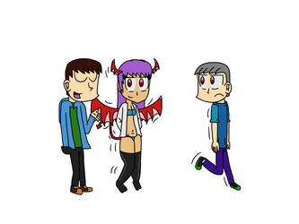 RM, Lilith, and Shock by RM007returns