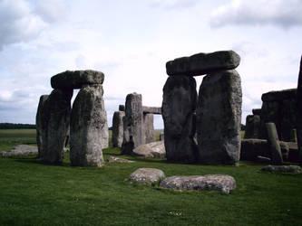 Stonehenge by Bathorys-knight