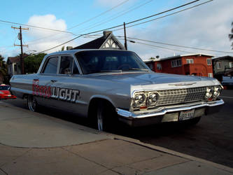 coors car by TheUnWantedSociety