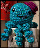Killer Octopus by Blissful-Creations