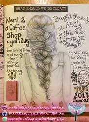 1st Journal made by oooangelicartooo