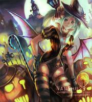 Happy Halloween 2017 by nanshu29