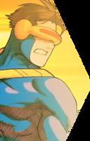 MVC2 Cyclops by Apoklepz