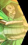 MVC2 Dr. Doom by Apoklepz
