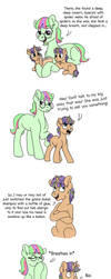 Twimber Trio Doodle Dump by Pinkpastelcharms
