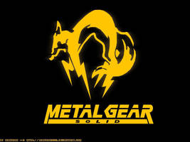Metal Gear FoxHound Logo by aragorn3000