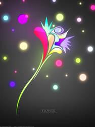 FLOWER by aragorn3000