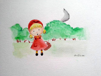 Little Red Ridinghood by Z-any