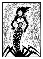 Queen Xiombarg by Tillinghast23