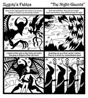 The Nightgaunts by Tillinghast23
