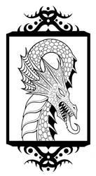 The Sea Serpent by Tillinghast23