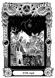 Atu XVII: Agol by Tillinghast23
